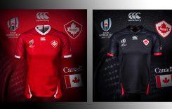 NOTICIAS: Canadá lanza las camisetas de la Copa Mundial de Rugby 2019