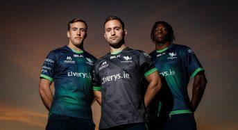 Connacht Rugby ha revelado las nuevas camisetas de la provincia irlandesa durante la temporada 2019/20