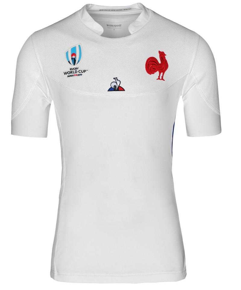 Francia Rugby RWC 2019 Segunda