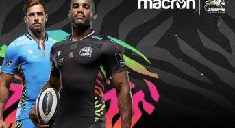 Zebre Rugby revela las camisetas 2019/20 local y visitante
