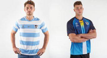 Camiseta de la Copa Mundial de Rugby Argentina 2019