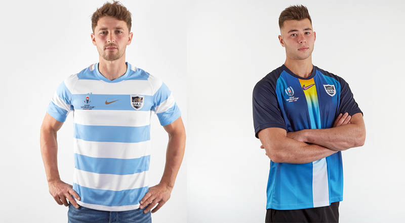 Camiseta Rugby Argentina RWC 2019