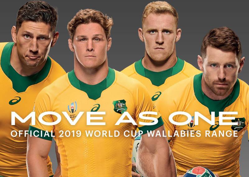 Australia Rugby RWC 2019