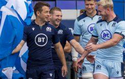 Camisetas Rugby Seis Naciones Escocia 2019-2020