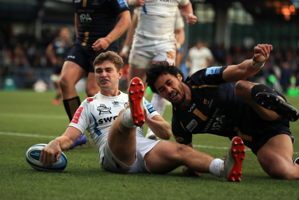 Worcester Warriors v Exeter Chiefs - Gallagher Premiership