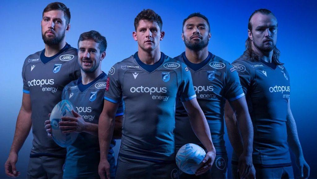 Cardiff Blues Rugby 2019-2020 European