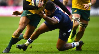 Ospreys sign Scottish international prop Darryl Marfo