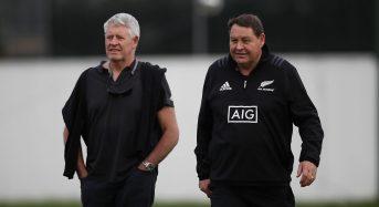 ¡Levántate, sir Shag! Steve Hansen nombrado caballero en la lista de honores de NZ Royal