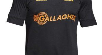 Camiseta de rugby de entrenamiento de los chiefs de Gallagher