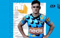 Los Titanes revelan la camiseta NRL Nines cuando la camiseta 2020 sale a la venta