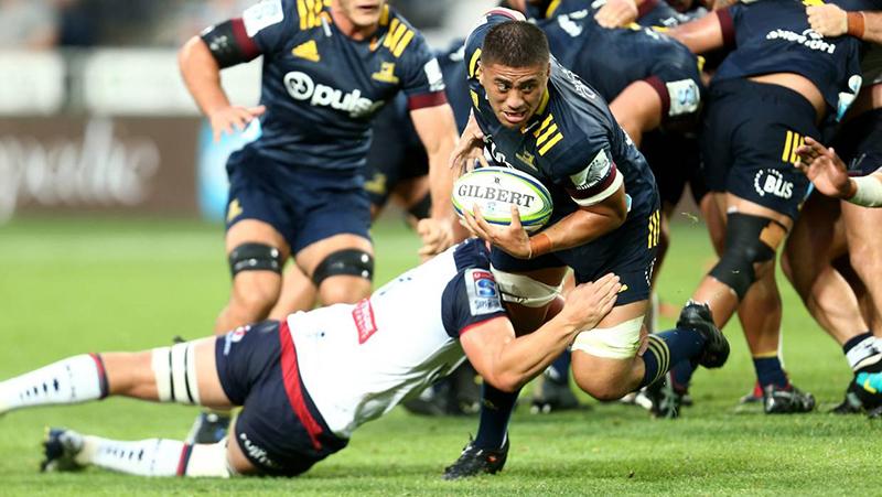 Highlanders-Rugby