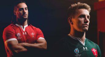 Lanzamiento del kit Gales rwc 2019