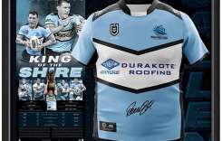 Los Sharks lanzan la camiseta local 2020