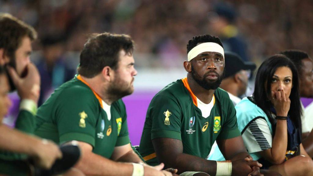 Siya Kolisi y sus Springboks enfrentarán largas seis semanas fuera de casa si se confirma el Campeonato de Rugby 2020 para Nueva Zelanda