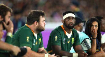 Los 'miedos de la humanidad' del entrenador de los Springboks, Jacques Nienaber, por quedarse en Nueva Zelanda